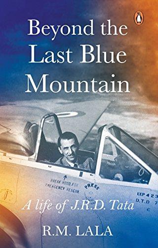 Beyond the Last Blue Mountain (English Edition) por R M Lala