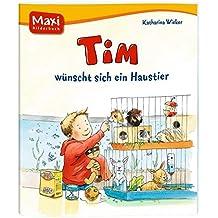 Tim wünscht sich ein Haustier: Box Tiere 1