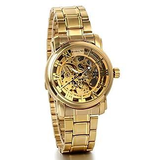 JewelryWe-Herren-Armbanduhr-Business-Casual-Skelett-mechanische-Mechanik-Uhr-mit-Edelstahl-Armband-Gold-Farben