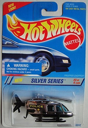 hot-wheels-silver-series-police-propper-chopper-3-4-new-look-by-hot-wheels