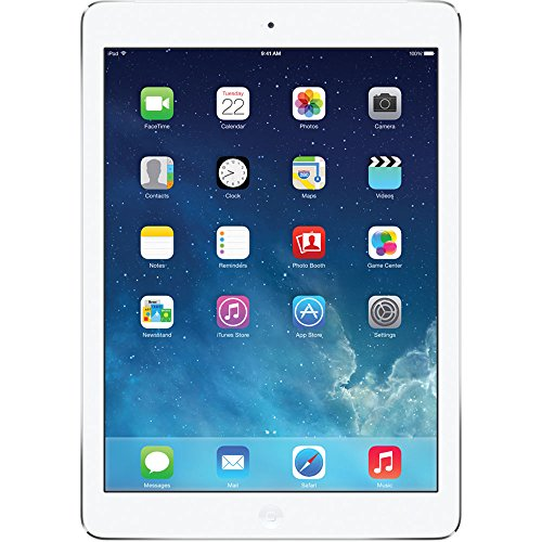 Apple iPad Air 32GB 4G - Silver - Unlocked (Refurbished)