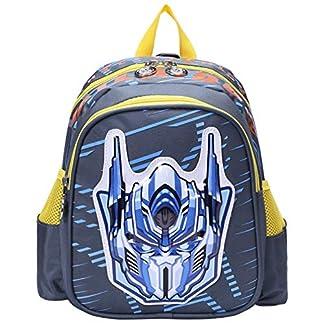 51Ms6Jk4LNL. SS324  - Mochila Escolar Para Niños Adolescentes Ligeros Transformers Mochilas Para Niños Y Niñas Bolsas Escolares De 3-8 Años