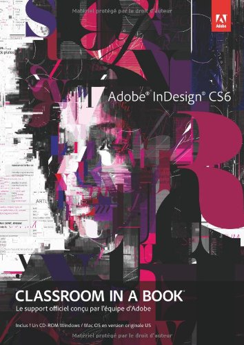 Indesign CS6 par Adobe Press