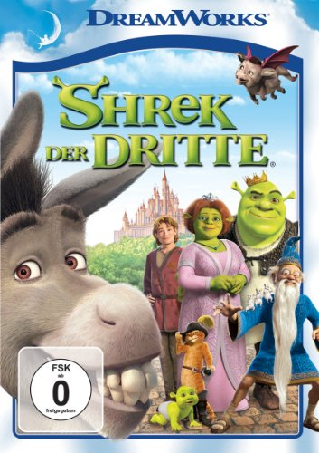 Paramount Home Entertainment Shrek 3 - Der Dritte