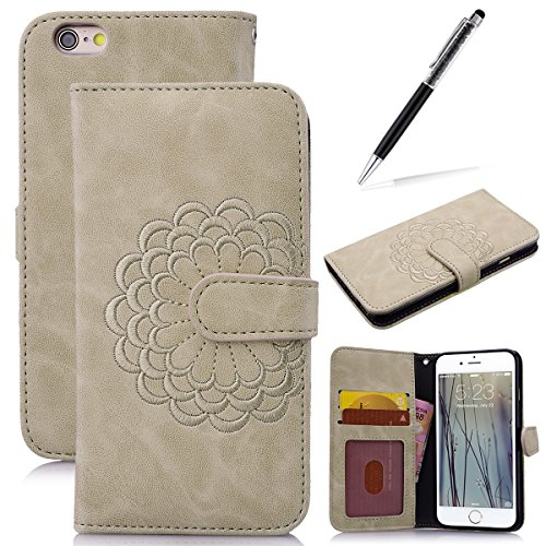 PU Pelle Cover per iPhone 6 Plus/6S Plus(5.5