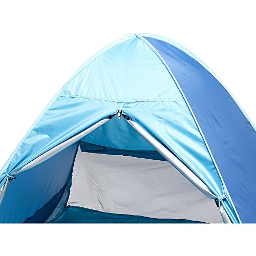 BestFire Outdoor Automatic Pop up Instant Portable Cabana Beach Tent Anti UV ...  sc 1 st  C& Walk Climb & BestFire Outdoor Automatic Pop up Instant Portable Cabana Beach ...