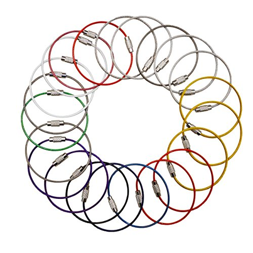 colorful-steel-wire-keychain-stainless-key-ring-cable-keyring-twist-barrel-20pcs