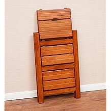 Escaleras de madera plegables - Escaleras plegables de madera ...