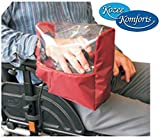 Electric Wheelchair Panel Kover - Grey