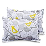#9: Ahmedabad Cotton 2 Piece Cotton Pillow Cover Set - 18