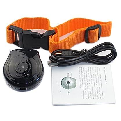 TOOGOO(R) Digital Pet Collar Cam Camera Mini Video Recorder Cam Camera DVR Video Recorder Monitor For Dog Cat Puppy… 4