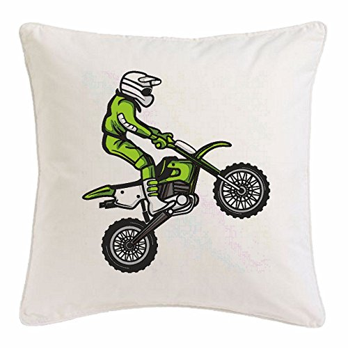 cushion-cover-pillowcase-pillowslip-40x40cm-motocross-silhouette-125cc-moto-cross-freestyle-motocros