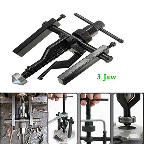 ELENXS Carbon Steel Gemeinsames Werkzeug Heavy Duty Innenlager Abzieher Ausrüstung Loch Bearing Pull Wartung 3 Jaw (Schmieden-ausrüstung)