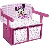 Disney - Pupitre 3 en 1 Minnie