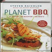 Planet BBQ: 60 landen - 309 recepten - 600 foto's