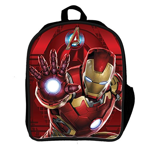 BB Designs Marvel Iron Man Backpack