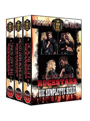 Tagebuch eines Rockstars:Die Komplette Serie (3 in 1 Box) | Erfolg - Sex - Liebe: Auszüge aus dem Tagebuch des Rockstars Kim Cornelsen | Erotik Short Story - Explicit Content (Reihe 3 Einer In)
