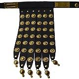 NASIR ALI BEST QUAILTY - Cinturón para cinturón de piel de la Legión Romana