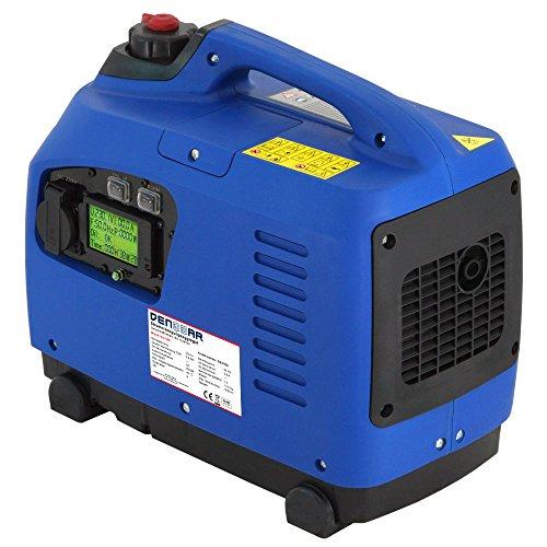 Denqbar DQ1200 digitaler Inverter Stromerzeuger 1,2 kW - 2