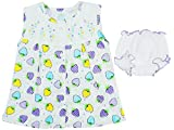 Ole Baby Dress-(Multicolor,3-6 Months)