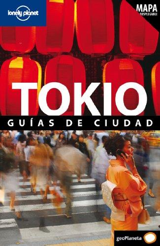 Portada del libro Tokio 1 (Guías de Ciudad Lonely Planet)