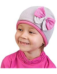 Tutu by Galeja Mädchen Beanie mit Glitzer Steine 100% BW Mädchenmütze in 4 Farben Größe 48-52 und 52-56 Kindermütze