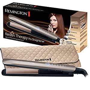 Remington S8590 Piastra Keratin Therapy Pro, Rivestimento Ceramica e Cheratina