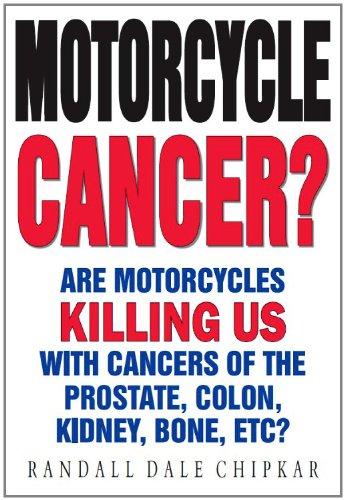 MOTORCYCLE CANCER? ELF EMF radiation truth exposed for rider safety. (English Edition)