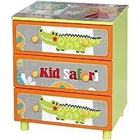 """LibertyHouseToys tf4801""""Kid Safari 7,6cm Schublade Schrank preisvergleich bei kinderzimmerdekopreise.eu"""