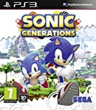 [UK-Import]Sonic Generations Game PS3