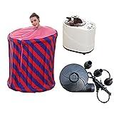 L&Y Badewanne Folding Sauna Box Startseite Sauna Room Startseite Khan Dampfmaschine Räuchermaschine Khan Dampf Box Effektiv Reduzieren Die Müdigkeit Beruhigende Druck