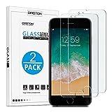 Omoton - Protector de Pantalla para iPhone 7 y 8