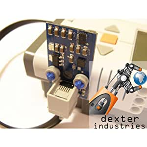 NXT Inertial Motion Unit (Accelerometer and Gyroscope Sensor)