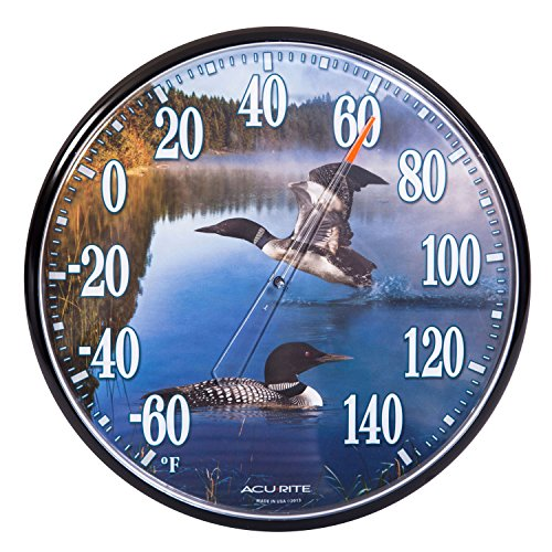 AcuRite 01726A1Loons ° innen/außen-Thermometer