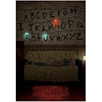 Poster Stranger Things (F) - A3 (42x30 cm)