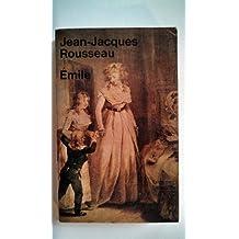 Emile or Education (Everyman Paperbacks) by Jean-Jacques Rousseau (1975-02-28)
