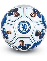 Fútbol Oficial Jugadores Foto Firmas Tamaño Bola 5 Chelsea