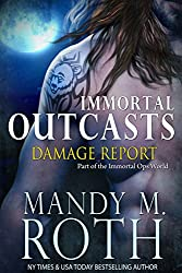 Damage Report (Immortal Outcasts Series Book 2) (English Edition)