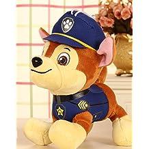 "Plush Pup Pals 8""patrulla canina Skye/Zuma o Rocky suave peluche juguete perro de Nickelodeon"