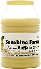 Sunshine Farm Artisan Buffalo Ghee, 5L