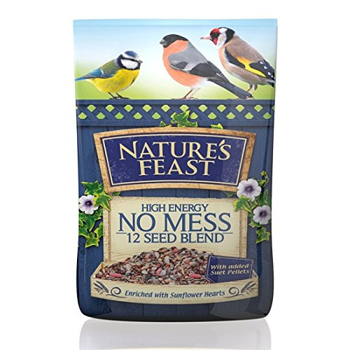 Natures Feast No Mess 12 Seed Blend 12.75kg