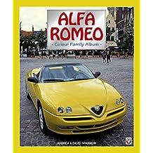 Alfa Romeo: The Colour Family Album