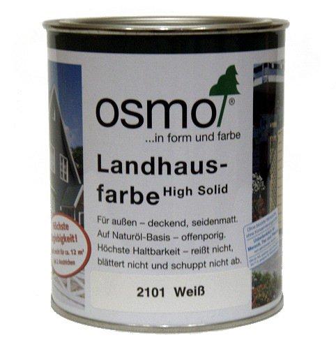 OSMO Landhausfarbe High Solid 750ml Tannengrün 2404