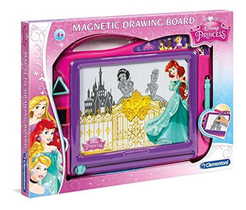 clementoni-15997-lavagna-magnetica-princess-4-anni