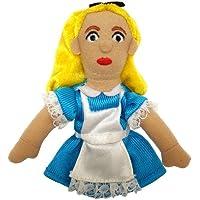 Alicia en el País de las Maravillas - marioneta del dedo y imán