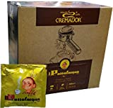 Passalacqua Kaffee - Espresso Cremador - 2 x Box mit 50 Espressopads / ESE Pads = 100 ESE Pads