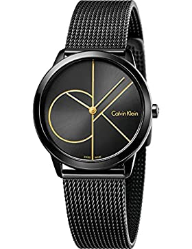 Calvin Klein Damen-Armbanduhr K3