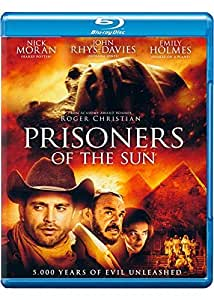 La malédiction de la pyramide / Prisoners of the Sun [ Origine Danoise, Sans Langue Francaise ] (Blu-Ray)