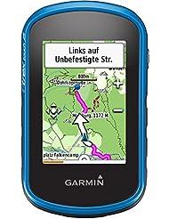 Garmin eTrex Touch 25 Fahrrad-Outdoor-Navigationsgerät - TopoActive Karte, GPS und GLONASS, 2,6 Zoll (6,6 cm) kapazitiver Farb-Touchdisplay
