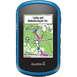 Garmin Etrex Touch 25T-Navigador GPS, Negro/Azul
